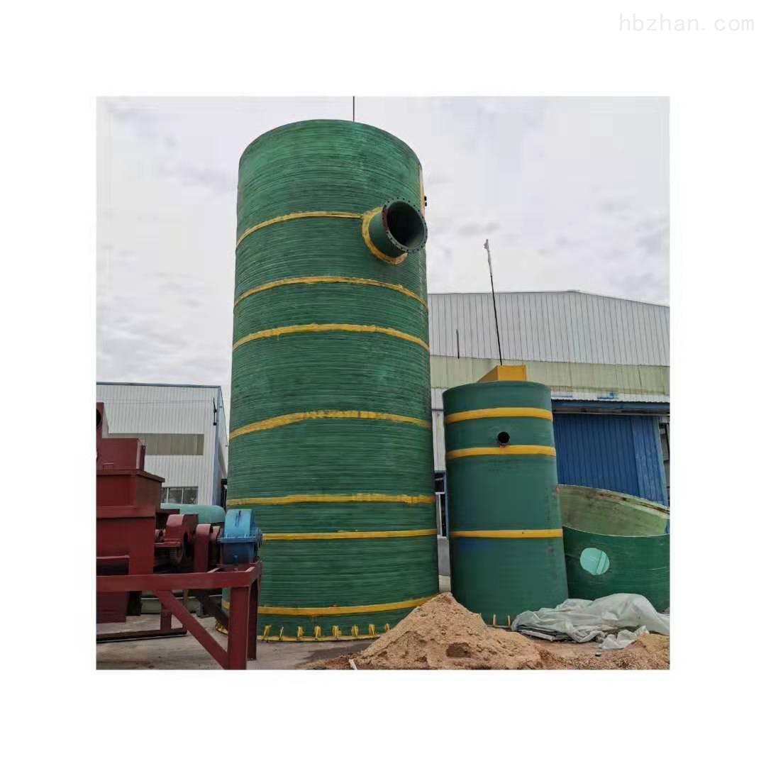 江门全自动一体化提升泵站多少钱