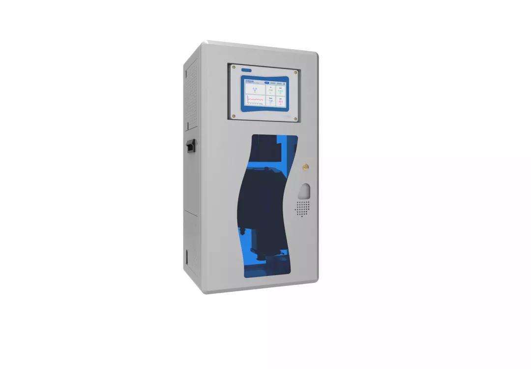 厦门精川管网水质监测系统