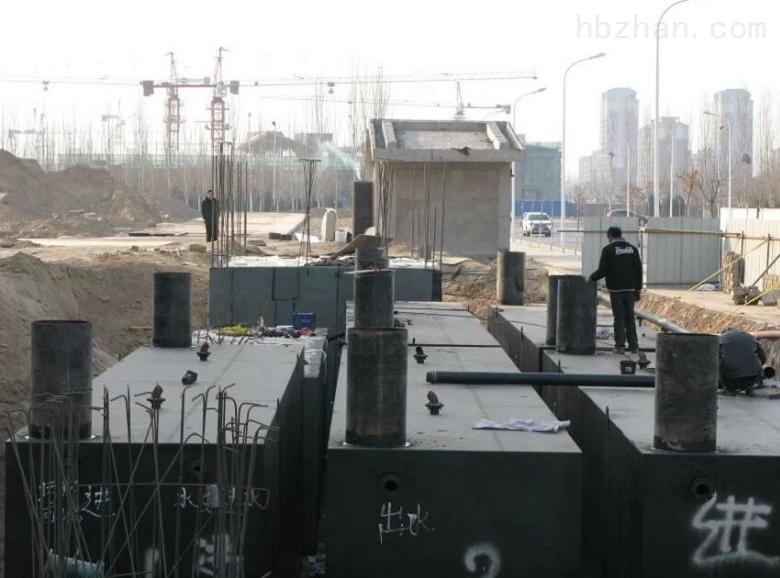 海北藏族自治州污水处理设备