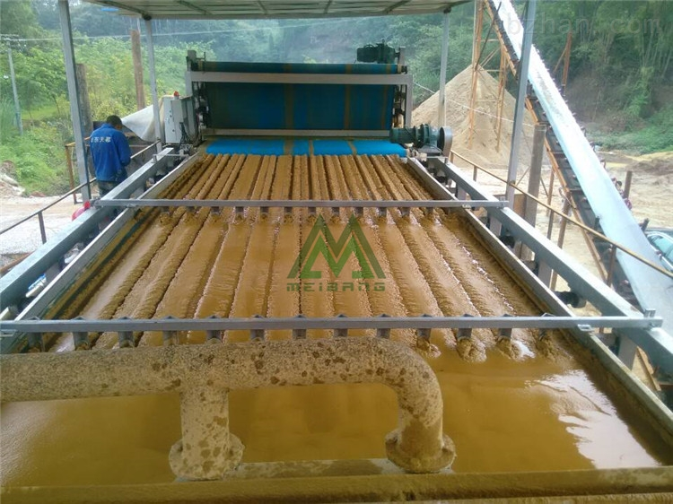 天津洗砂污水处理设备价格