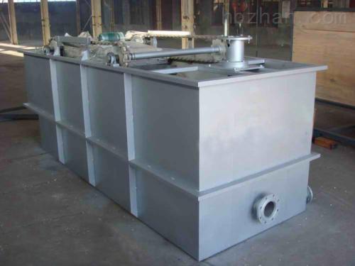 宜春塑料污水处理设备工作原理
