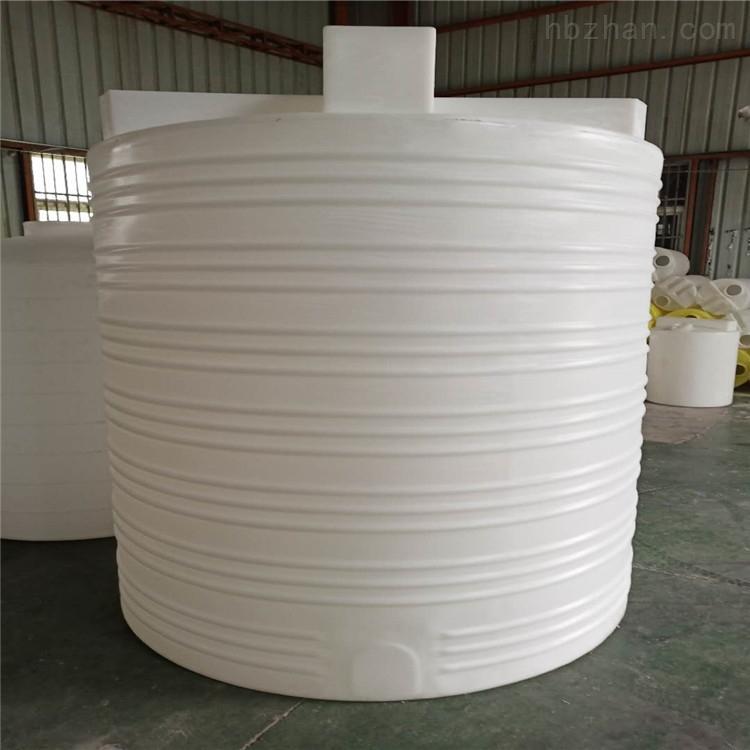 嘉兴5吨水处理加药箱 耐酸碱搅拌罐