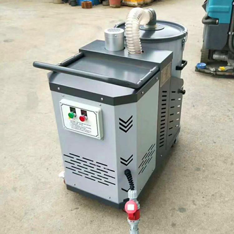 重型SH7500 脉冲工业吸尘器 7.5KW大吸力全自动脉冲工业吸尘器 吸尘器厂家示例图7