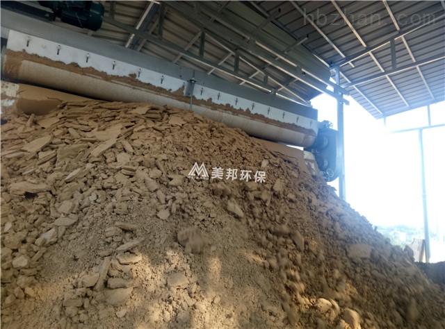 广东洗石粉污泥脱水设备效果