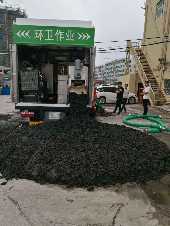 998 未来城市 生态环境管理专家 FutureCity 中国制造 污水净化车 H3粪渣变有机肥