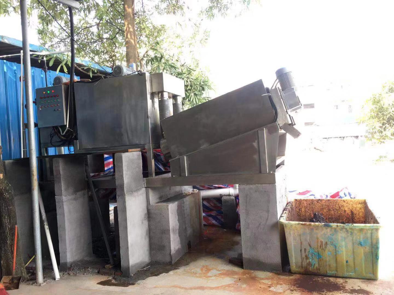 998 未来城市 生态环境管理专家 FutureCity 中国制造 污水净化车 H3叠螺机