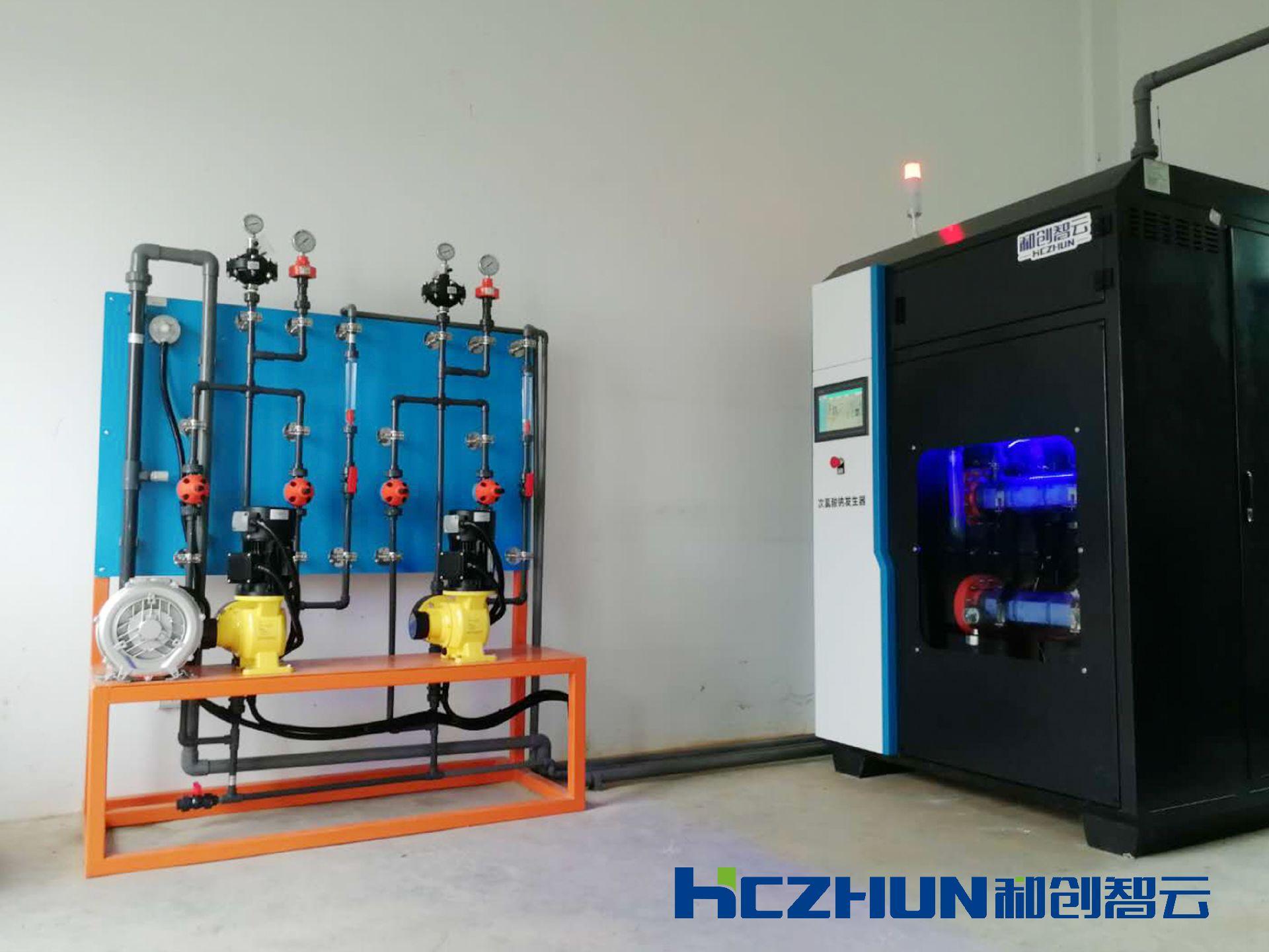西藏次氯酸钠发生器