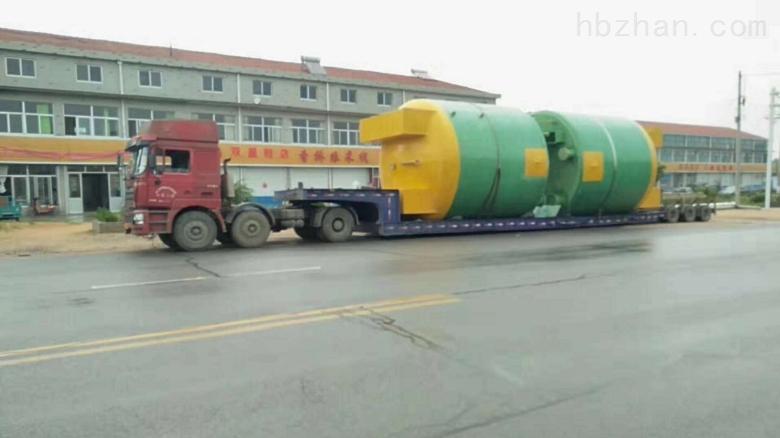 宜春-一体化污水泵站