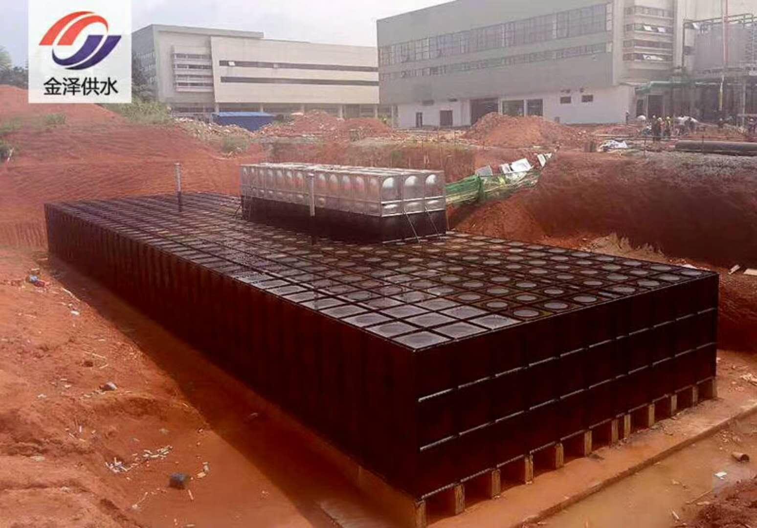 <strong>宁夏银川地埋式消防加压一体化供水设备造价</strong>