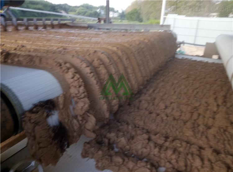 制砂泥浆脱水设备制砂污泥脱水处理怎么样