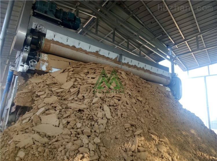 碎石场泥浆脱水设备碎石场污泥脱水处理质量好