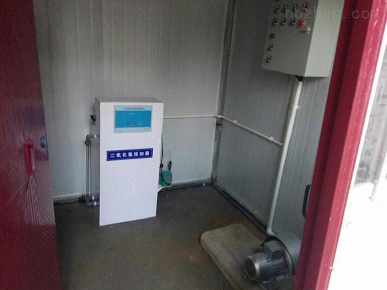 安康-一体化污水泵站技术