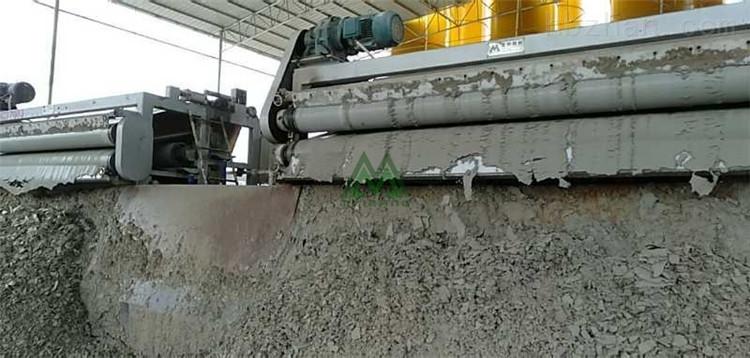 尾矿泥浆脱水机 污泥脱水机价格