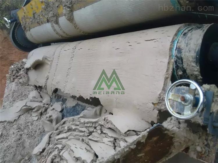 砂石料场泥浆压干设备 污泥脱水设备工厂