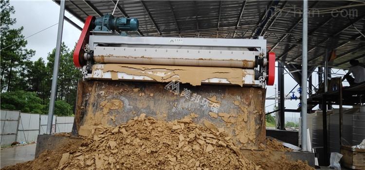 尾礦污泥壓濾機 污泥脫水機工廠