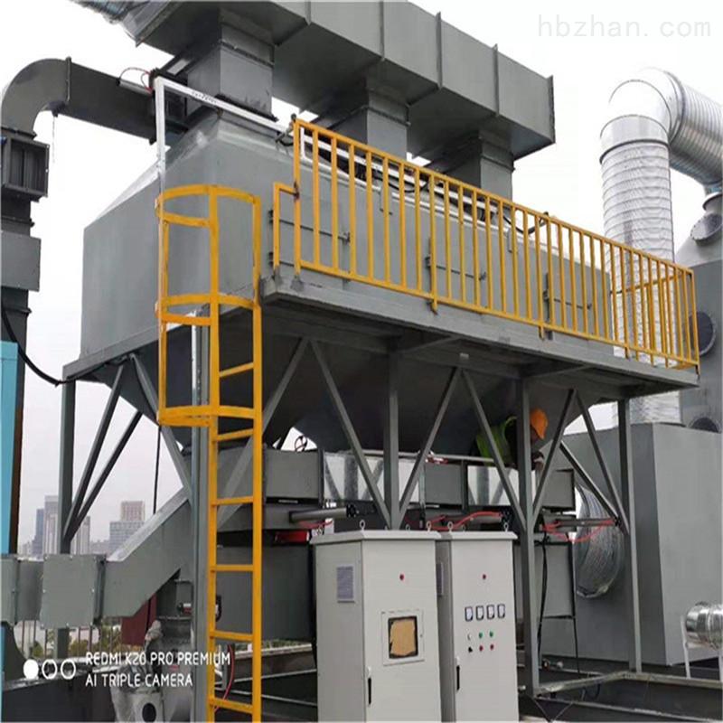 池州活性炭吸附工厂