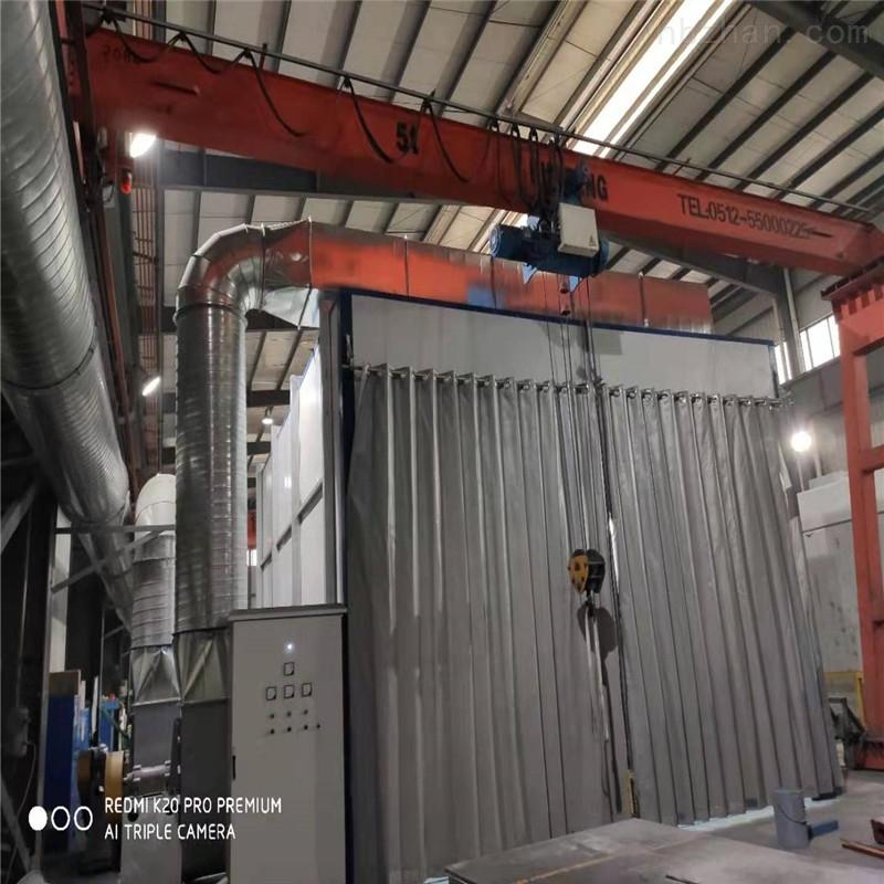 安庆地吸式喷漆房设备厂家直销