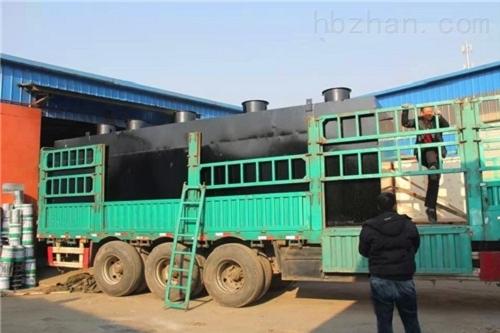 淮安-一体化预制泵站技术
