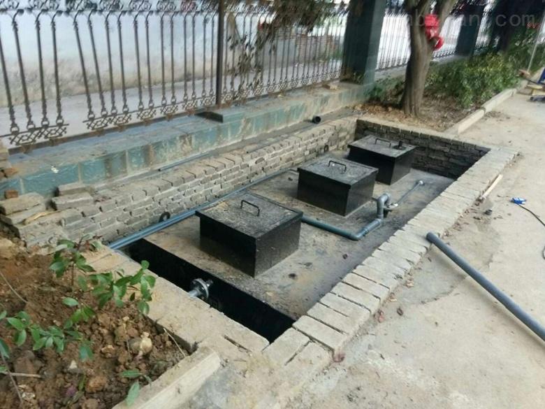 唐山-一体化预制泵站