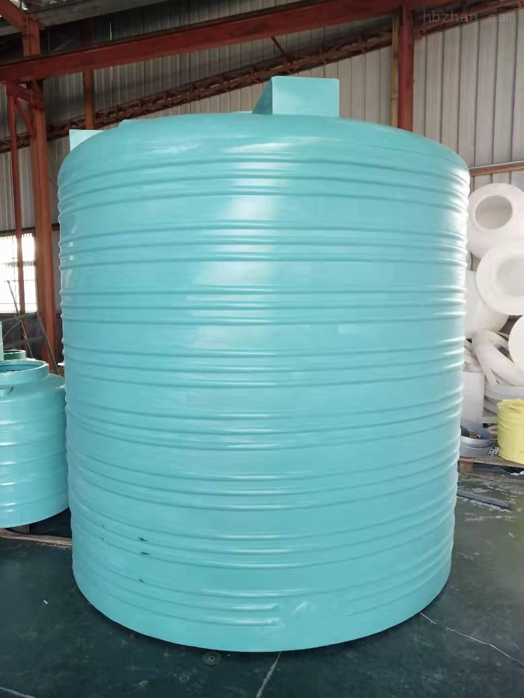 谦源8吨塑料大桶  柠檬酸储罐