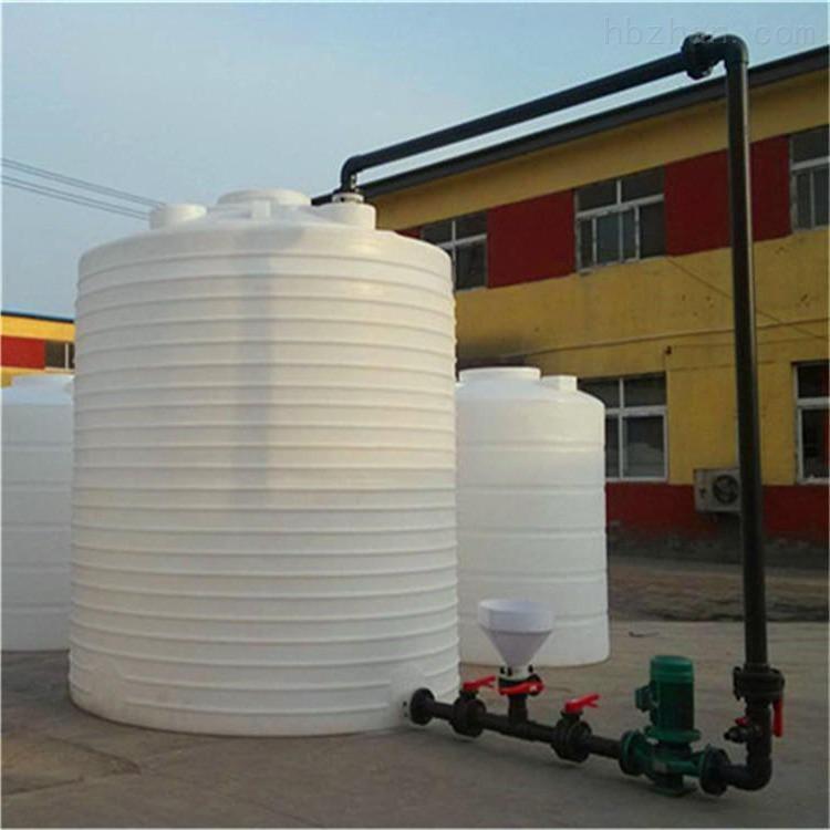 谦源8立方塑料化工桶  防腐储罐