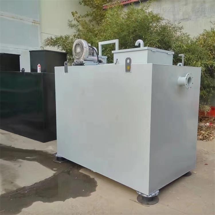 湘潭口腔污水处理设备使用方法