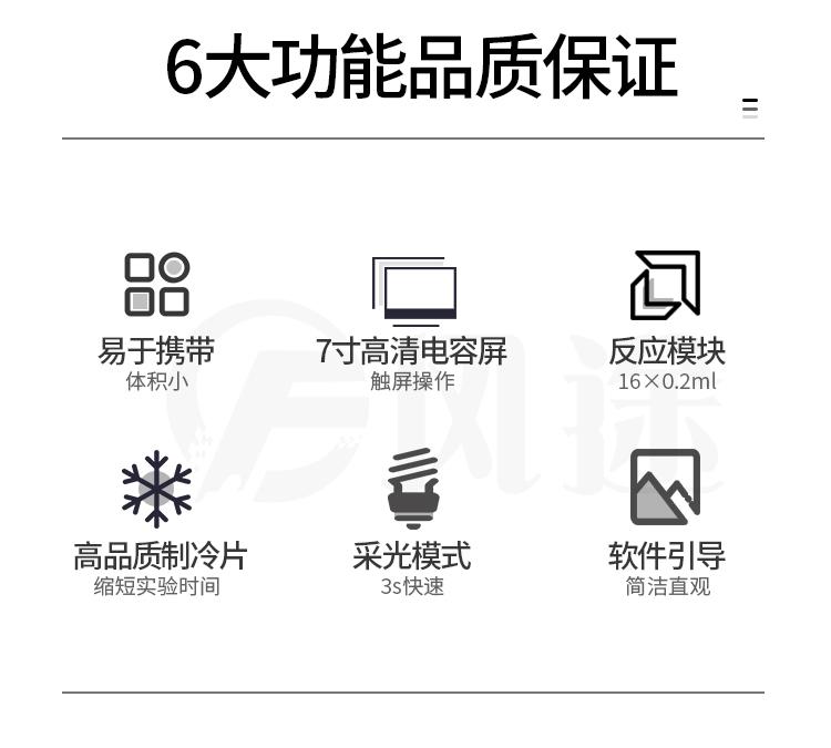 设备6大功能品质保证