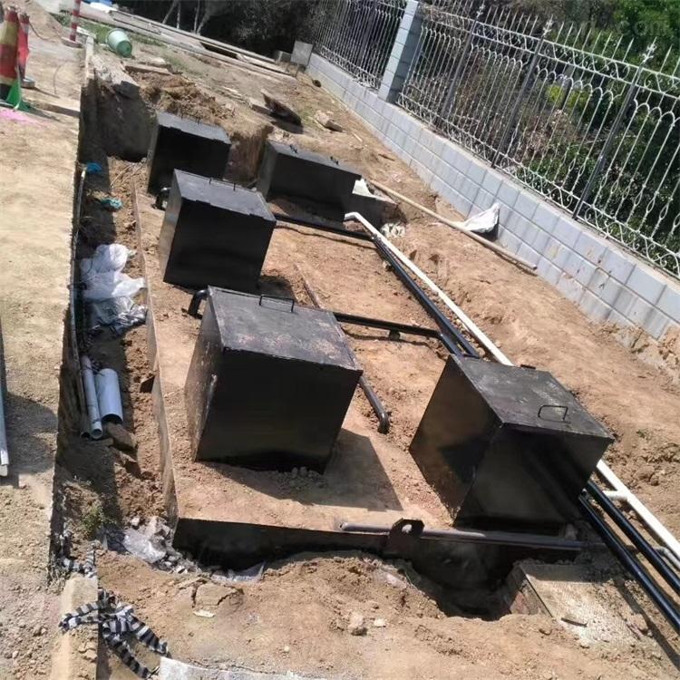 南阳口腔诊所污水处理设备使用方法