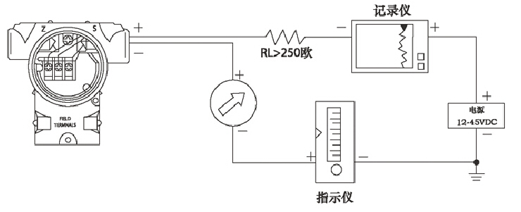 电容式压力变送器,电容式压力变送器厂家价格型号选型示例图10