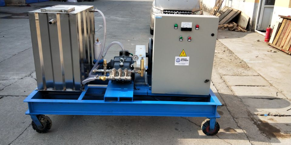 600公斤高壓清洗機
