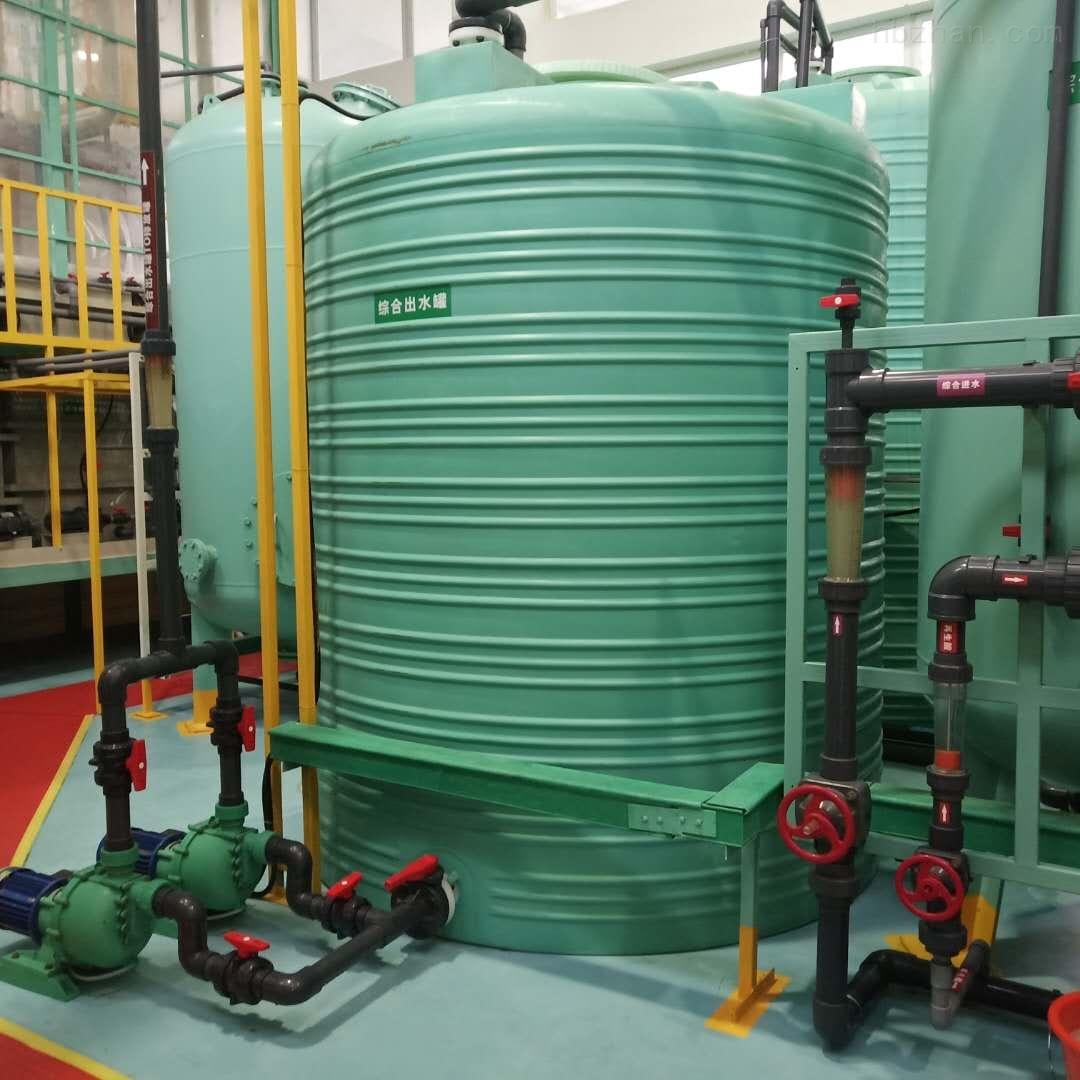 使用长久8吨塑料储水罐  浴池储水罐