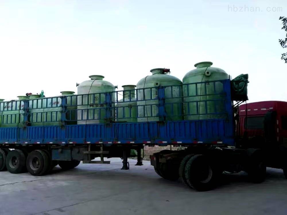 十堰污水一体成套设备型号