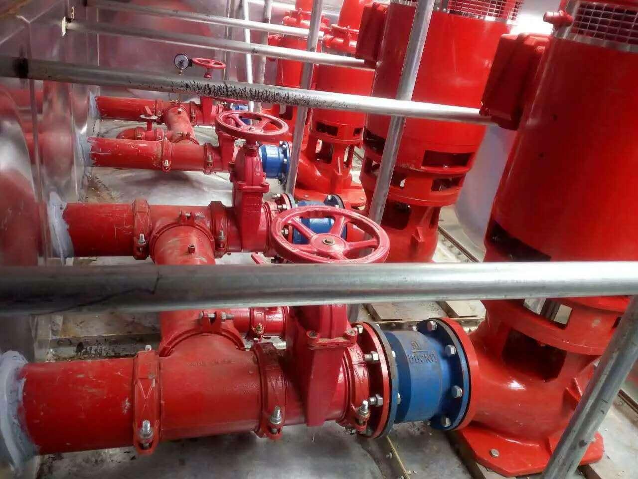 抗浮地埋式消防箱泵一体化有CCCF证书吗?