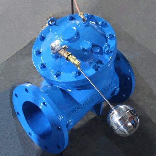 F745X隔膜式遥控浮球阀