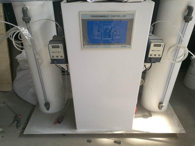 平顶山电解二氧化氯消毒设备效果