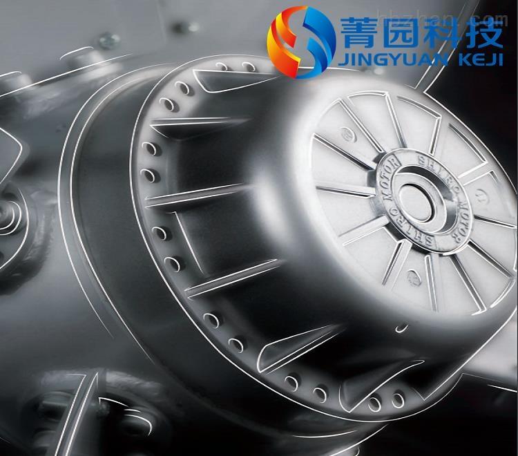 白山洛森AKSD800-6-6风机制造商
