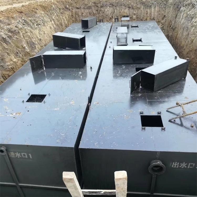 通辽口腔诊所污水处理设备安装说明