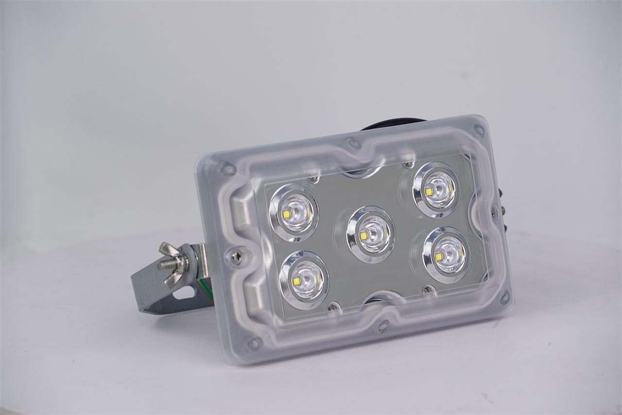 质轻体小LED低顶灯  南充货位室内照明灯