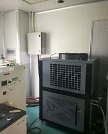 工業油冷卻機組