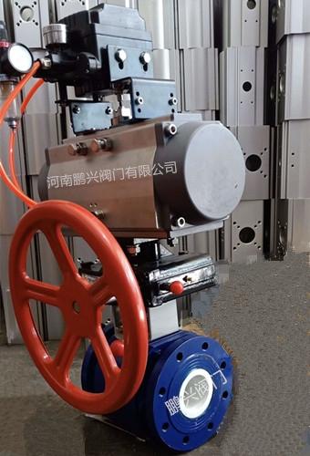 气动陶瓷球阀