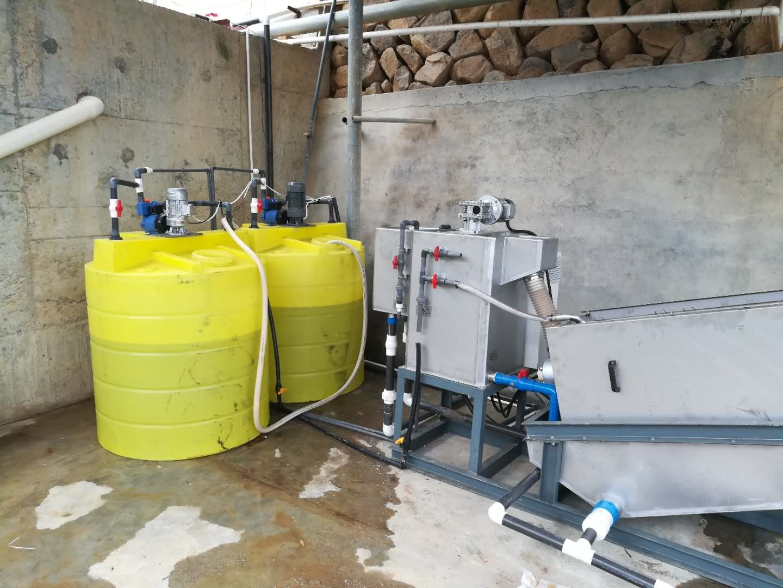 山东滨州居民小区污水处理效果好吗
