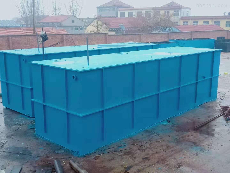 安徽马鞍山食品厂污水处理设备