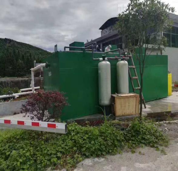 湖北襄阳公厕污水处理多少钱
