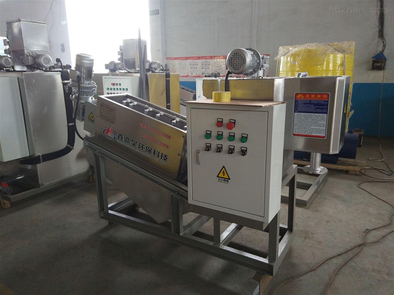 内蒙古自治区赤峰食品厂污水处理设备价格行情