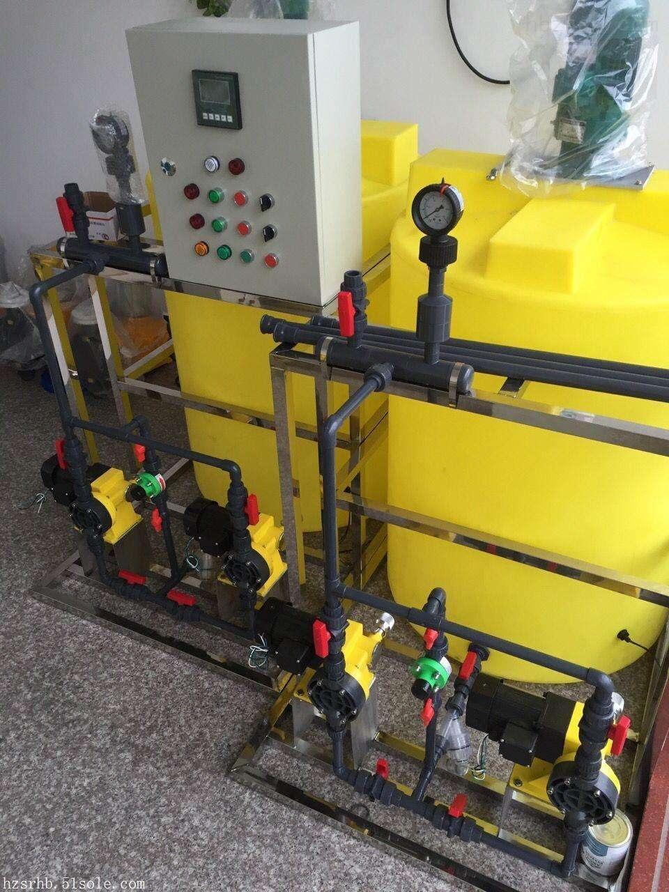 手术室废水预处理池