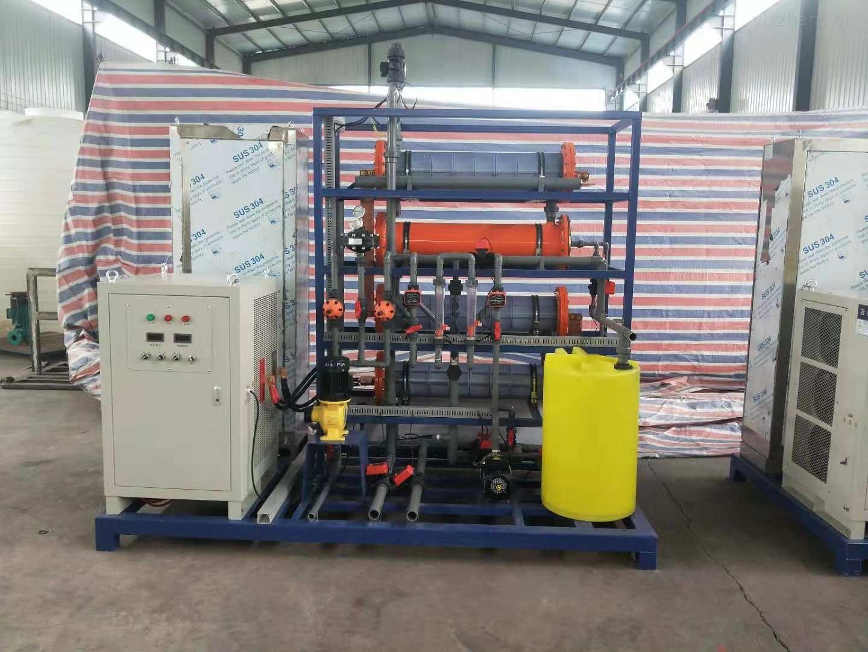 新疆自来水厂消毒设备