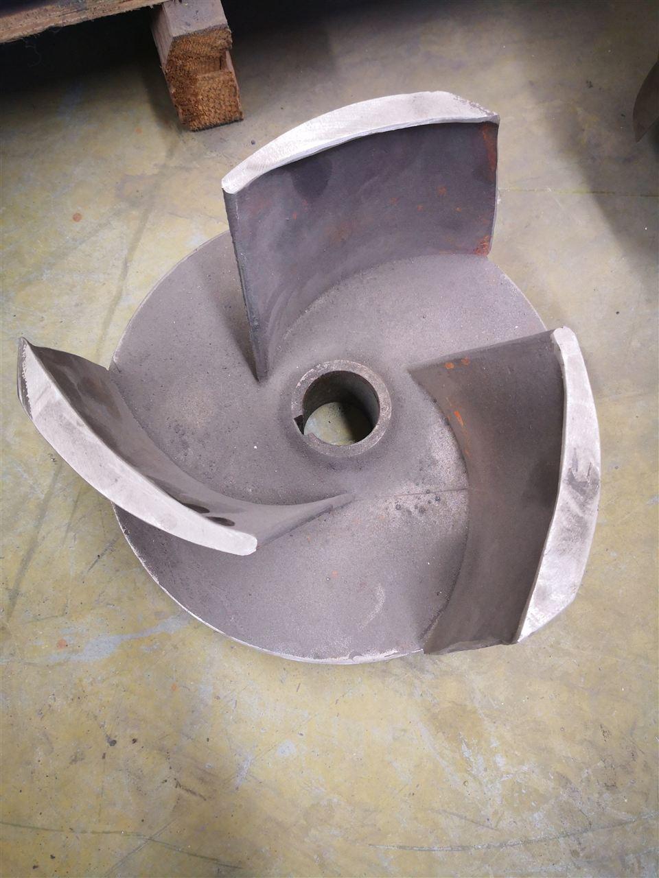 自吸泵開式葉輪