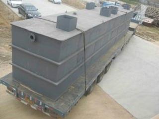 海南小型污水处理设备技术