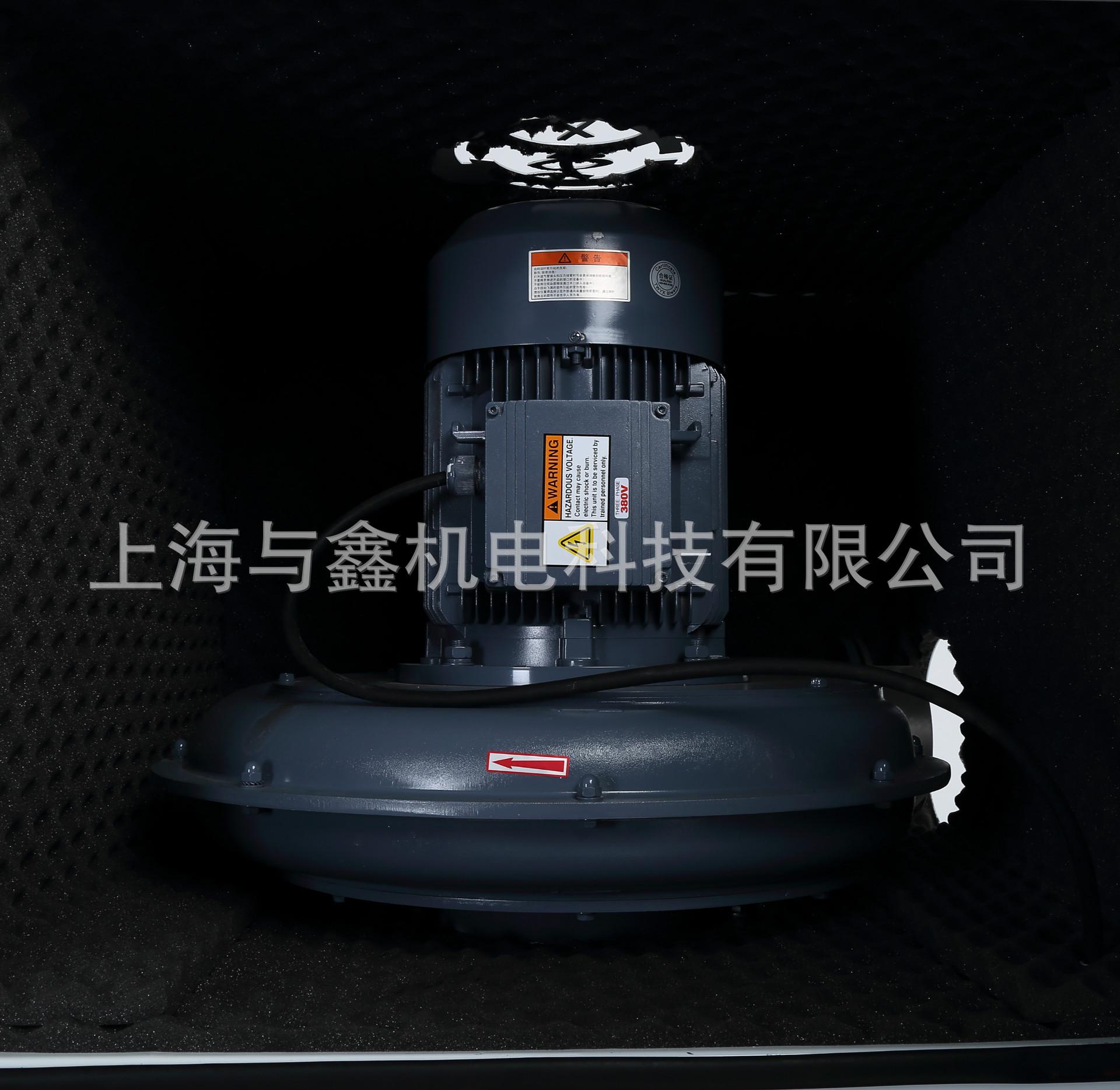 工业磨床粉尘吸尘器 打磨集尘器 磨床抛光除尘器 车间扬尘集尘机 大功率磨床吸尘器示例图4
