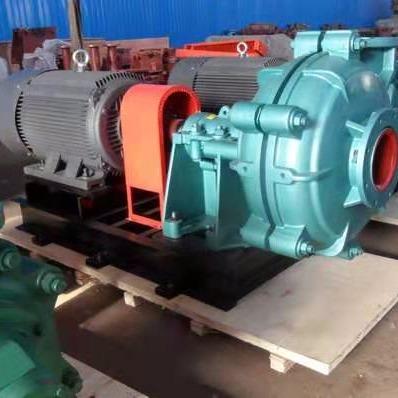 矿用渣浆泵